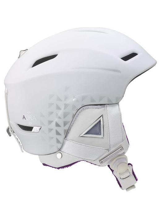 casco sci salomon