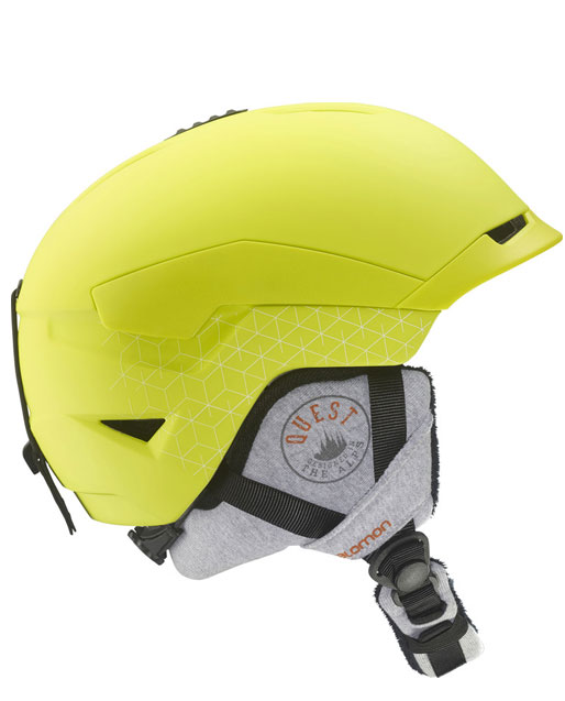 casco sci salomon