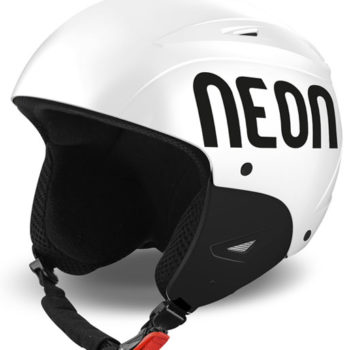 casco sci neon Wild