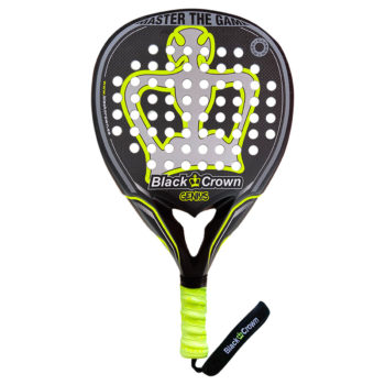 black crown padel genius