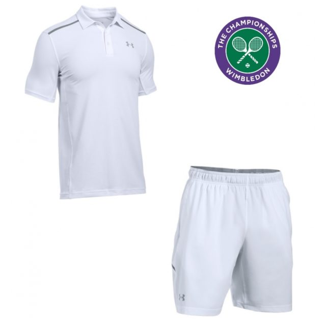 Completo Tennis Under Armour
